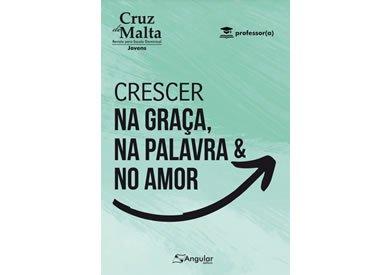 Cruz de Malta - Professor - Crescer na Graça, na Palavra e no Amor