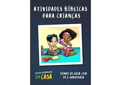 Atividades bíblicas para crianças