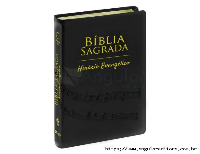 Bíblia com Hinário Evangélico