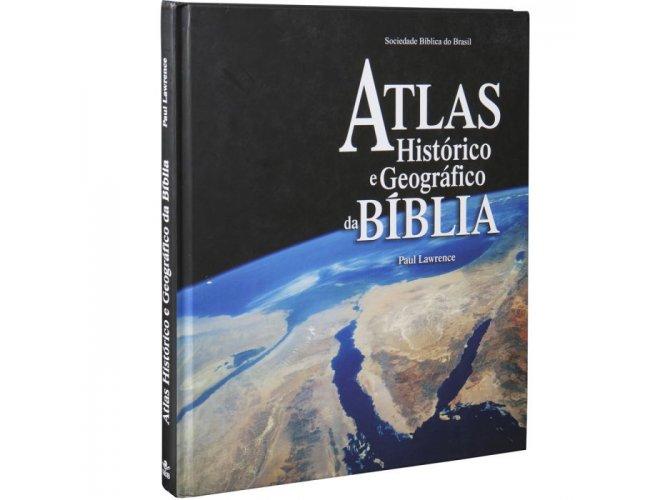 ATLAS HISTORICO E GEOG DA BIBLIA