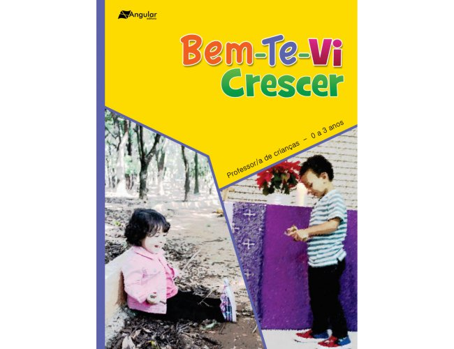 Bem-Te-Vi Crescer (Professor/A) - Antigo Testamento