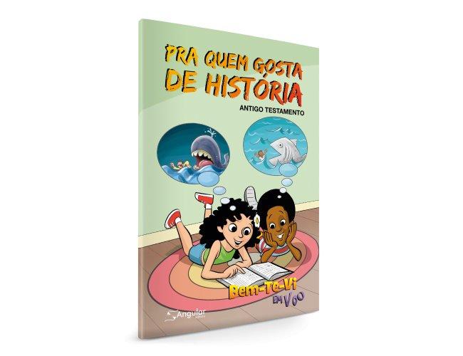 Bem-Te-Vi Em Voo - (Aluno/a) - Pra quem gosta de história - AT 2019/1