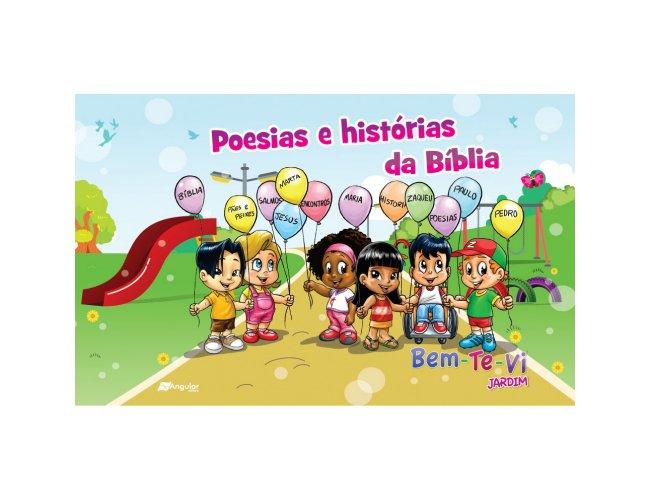 Bem-Te-Vi - Jardim (Aluno/A) - Poesias e histórias da Bíblia