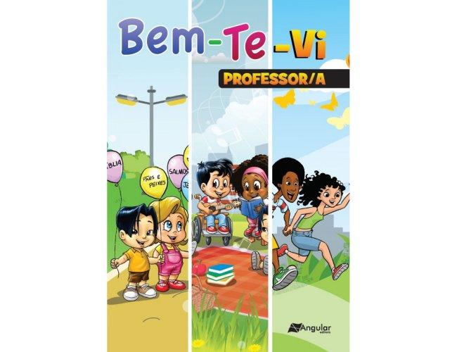 Bem-Te-Vi (Professor/A) - Salmos e Encontros