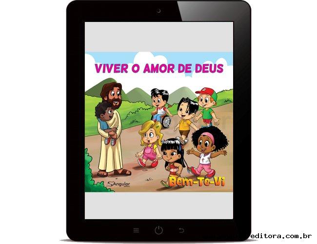 DIGITAL - Bem- Te- Vi - 7-9 anos - Viver o Amor de Deus - 2021/2