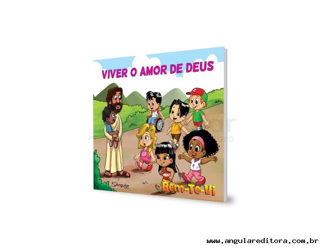 Bem- Te- Vi - 7-9 anos - Viver o Amor de Deus - 2021/2