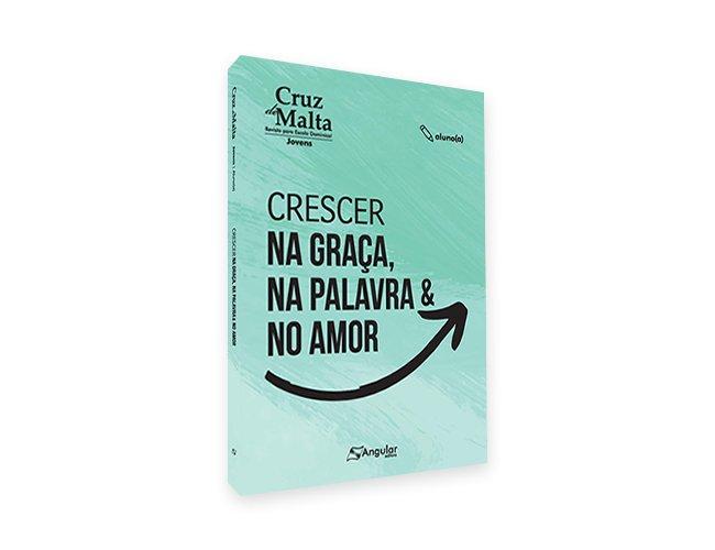 Cruz de Malta (Aluno/a) - Crescer na Graça, na Palavra e no Amor - 2021/1