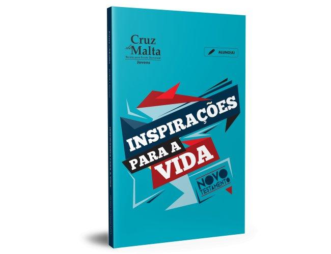 Cruz De Malta - (Aluno/A) - Inspirações Para A Vida - NT 2019/2