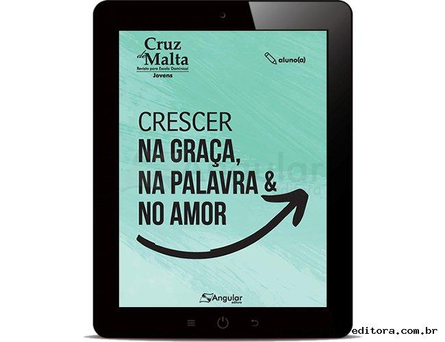 Cruz de Malta (Aluno/a) - Crescer na Graça, na Palavra e no Amor - 2021/1 - Digital