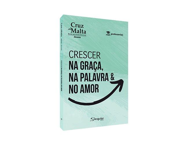 Cruz de Malta (Professor/a) - Crescer na Graça, na Palavra e no Amor - 2021/1