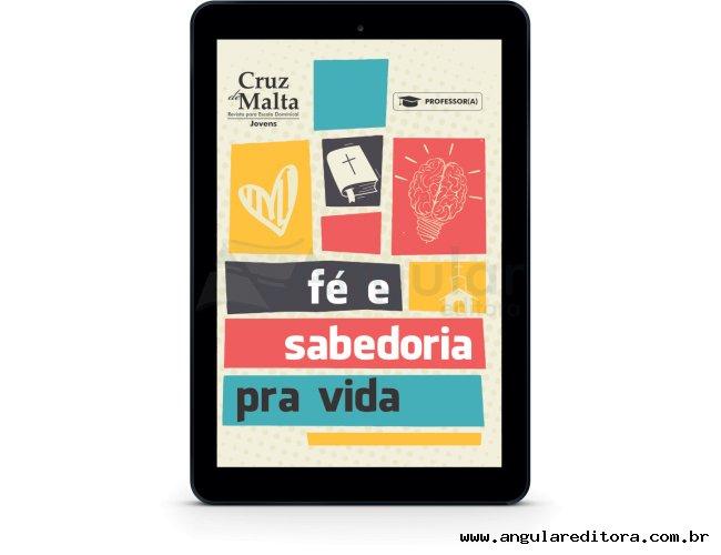 Cruz de Malta (Professor/a) Fé e sabedoria na vida - 2020/1 - Digital