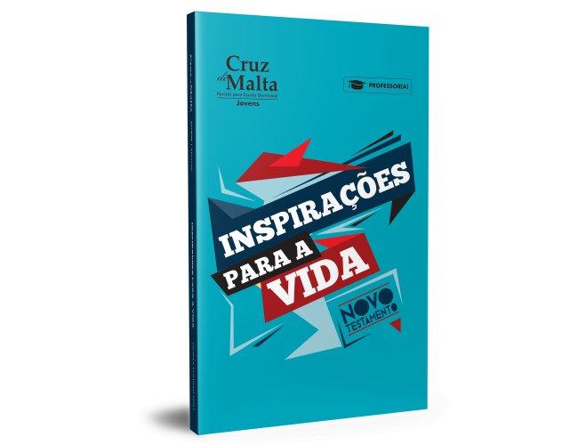 Cruz De Malta - (Professor/A) - Inspirações Para A Vida - NT 2019/2
