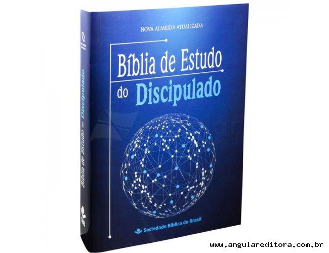 Bíblia de Estudo do Discipulado - Bruchura
