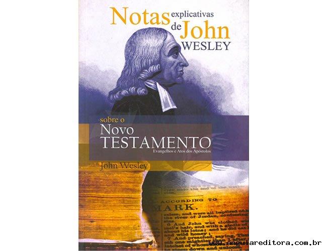 Notas Explicativas de John Wesley: Sobre o Novo Testamento