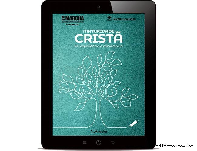 Em Marcha - (Professor/a) - Maturidade Cristã -  2021/1 - Digital