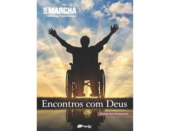 Em Marcha (Professor/A) - Adultos - Encontros com Deus