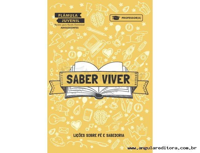 Flâmula Juvenil (Professor/a) - Saber viver - 2020/1