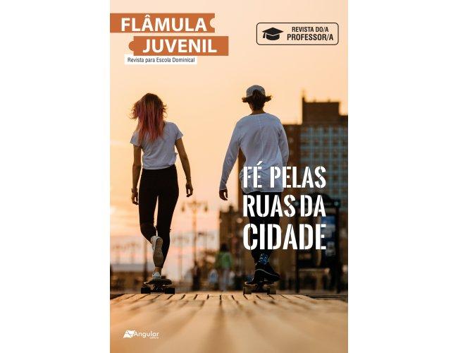 Flâmula Juvenil (Professor/A) - Fé pelas Ruas da Cidade