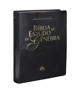 Bíblia de Estudo Genebra - Preta