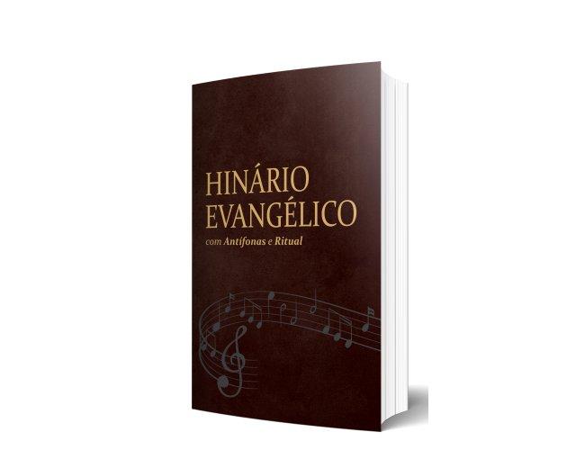 Hinário Evangélico com Antífona e Ritual