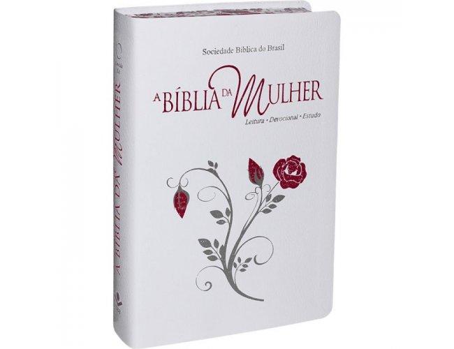 A Bíblia da Mulher - Flores