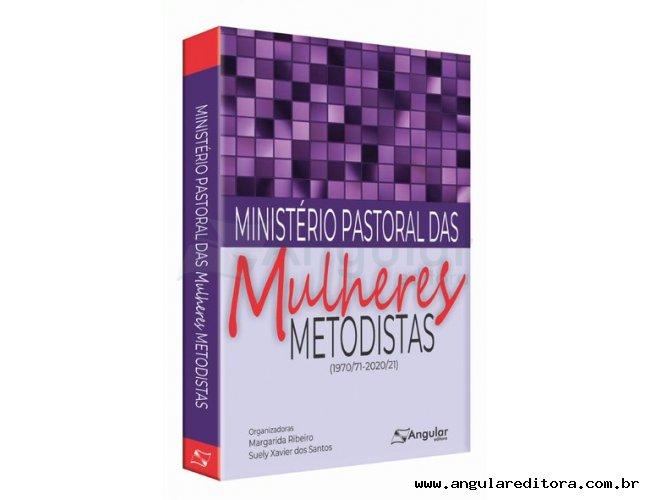 Pré-Lançamento - Ministério Pastoral das Mulheres Metodista