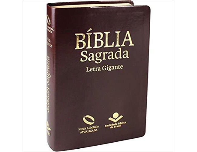 Bíblia Nova Almeida Atualizada - Gigante
