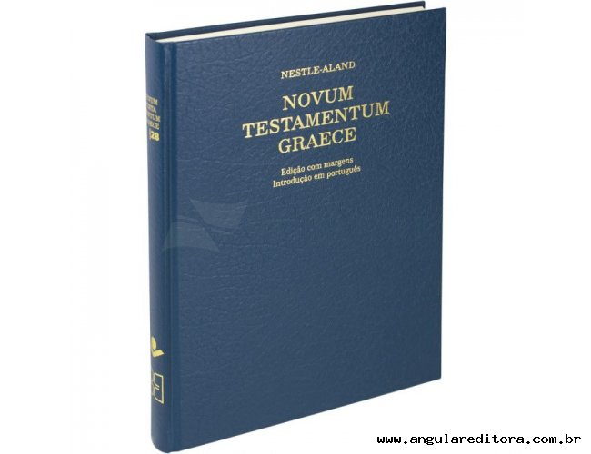 Novum Testamentum Graece NA28 - NESTLE-ALAND