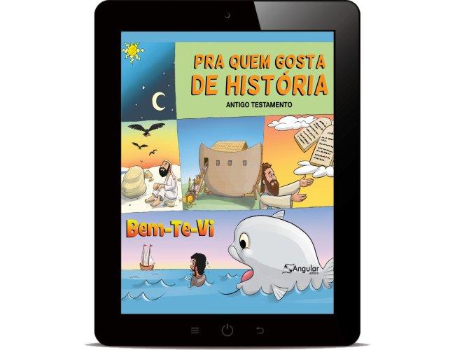 Revista Digital - Bem-Te-Vi 7 a 9 - (Aluno/a) - Pra quem gosta de história - AT 2019/1
