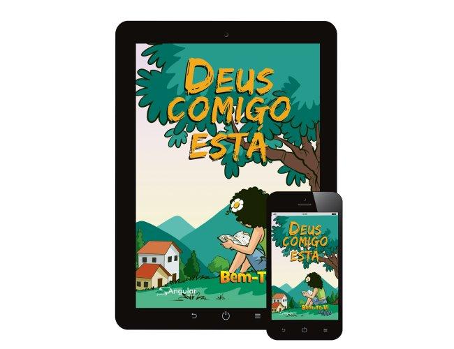 Revista Digital Bem-Te-Vi Em Voo - Deus Comigo está - 2018/2