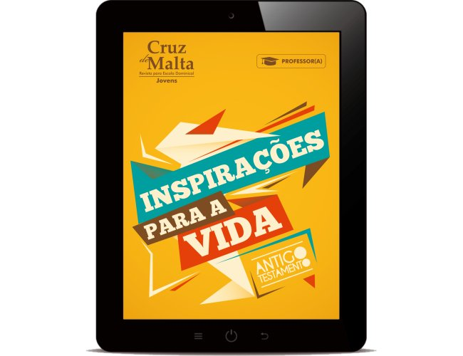 Revista Digital - Cruz de Malta - (Professor/a) - Inspirações para a vida - AT 2019/1