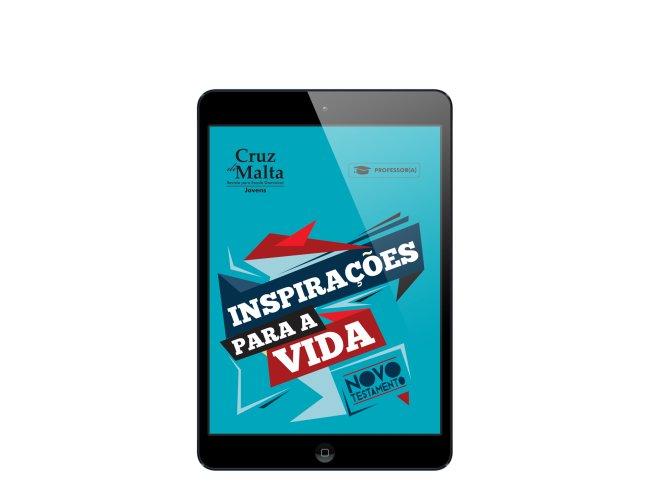 Revista Digital - Cruz De Malta - (Professor/A) - Inspirações Para A Vida - NT 2019/2