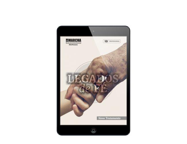 Revista Digital - Em Marcha - (Professor/A) - Legados De Fé - NT 2019/2